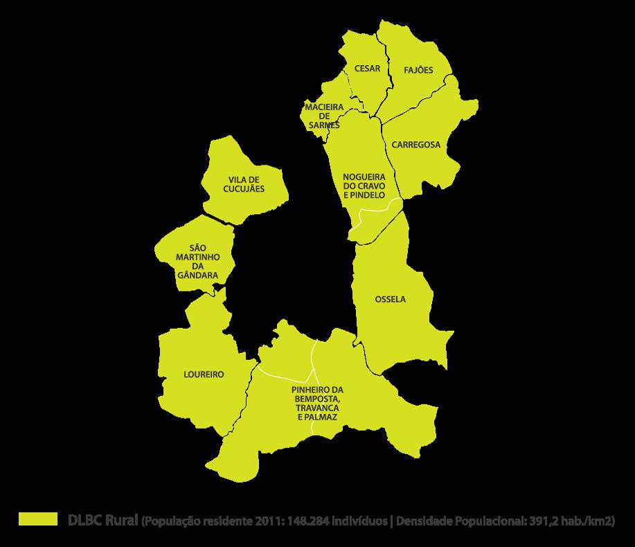 Mapa Medida 10.2.1.6 - Renovação de aldeias
